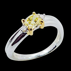 愛的金彩-花式切割鑽石