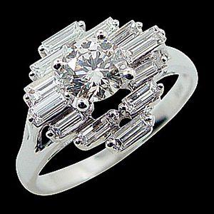 幸福光采-花式切割鑽石