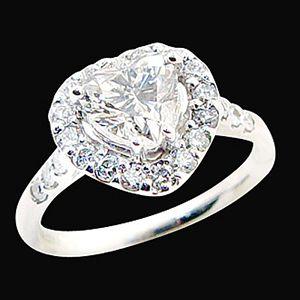 美麗心上人-花式切割鑽石