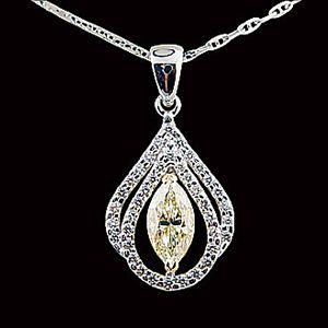 美麗目光-花式切割鑽石