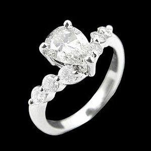 浪漫情緣-花式切割鑽石