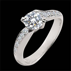 浪漫情懷-GIA鑽石