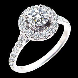 炫麗-GIA鑽石