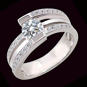 愛在眉梢-GIA鑽石