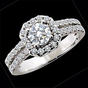 愛的精采-GIA鑽石