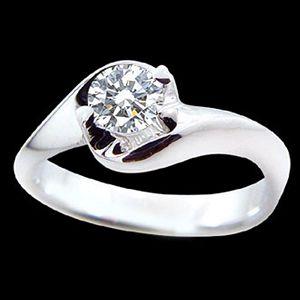 愛的光環-GIA鑽石