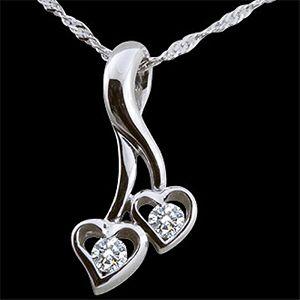 甜蜜戀人-鑽石墜子