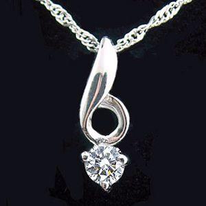 幸運-鑽石墜子