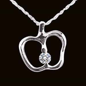 初戀的滋味-鑽石墜子