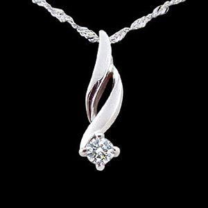 天使-鑽石墜子