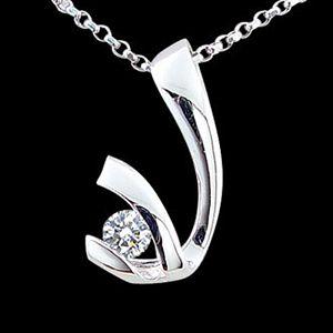 風情-鑽石墜子