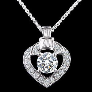 真愛心情-鑽石墜子