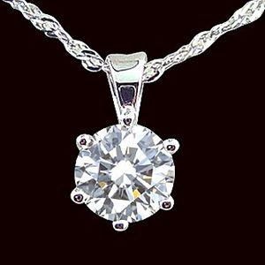 經典-鑽石墜子