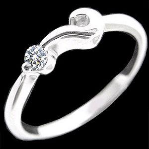 愛的問號-求婚鑽戒