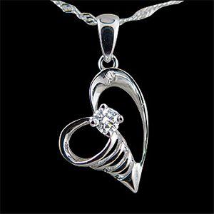 最好的愛-鑽石墜子