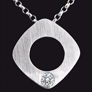 新方向-鑽石墜子