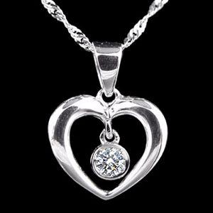 愛的代號-鑽石墜子