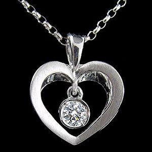情愫-鑽石墜子