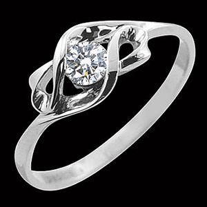 浪漫之情-求婚鑽戒