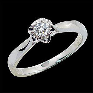 愛的花朵-求婚鑽戒