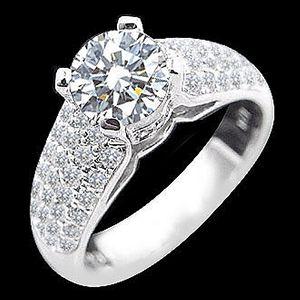 華麗動人-求婚鑽戒