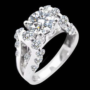 光采奪目-求婚鑽戒