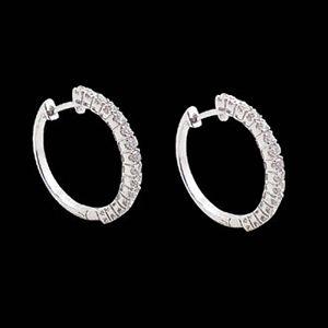 銀河-鑽石耳環