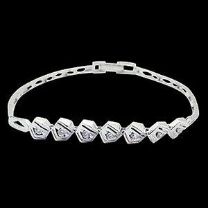 幸福約定-鑽石手鍊