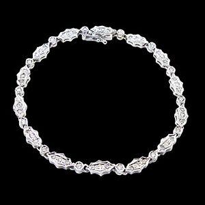 秀麗佳人-鑽石手鍊