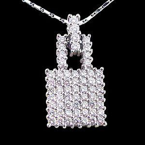 愛情密碼-鑽石墜子