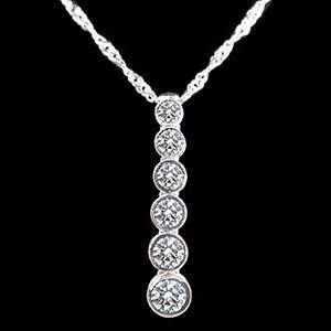 誘惑-鑽石墜子