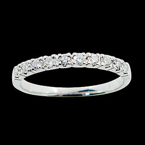 銀河-鑽石戒指