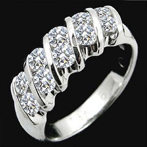 十全十美-鑽石戒指