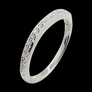 新橋之情-鑽石戒指
