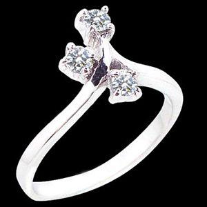 閃亮-鑽石戒指