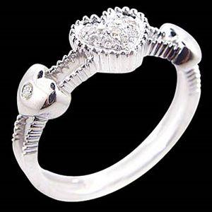 歡心-鑽石戒指