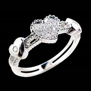 浪漫之愛-鑽石戒指