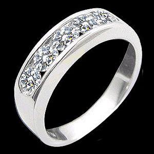 真愛一生-鑽石戒指