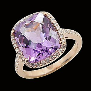 海的世界-水晶戒指