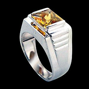 戰力-水晶戒指