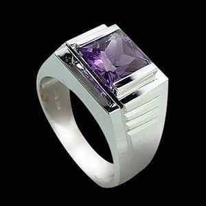豪氣-水晶戒指