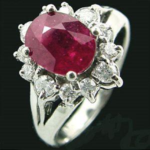 財緣-紅寶石戒指