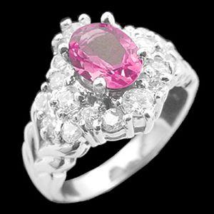聚寶發財-碧璽戒指