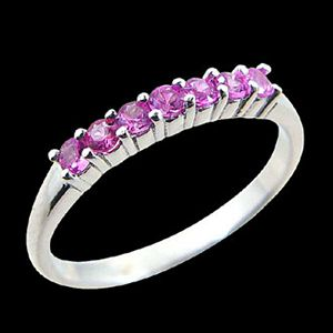 粉彩佳人-寶石精品