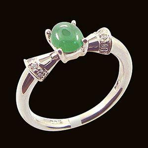 新願望-玉石戒指