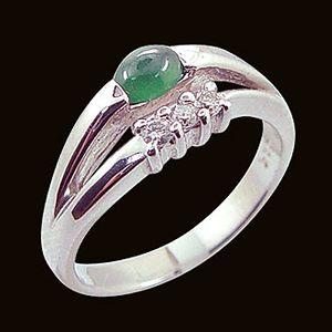 相守-玉石戒指