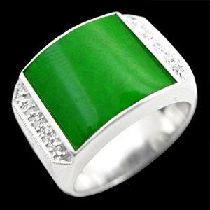 納福-玉石戒指