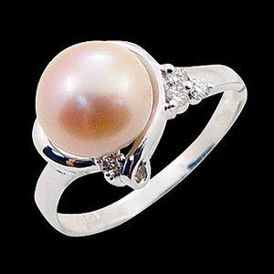 心愛的-珍珠戒指