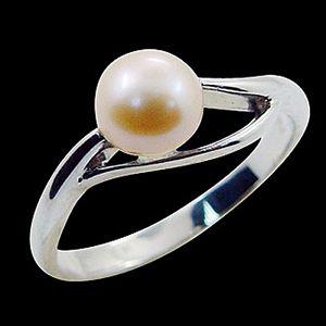 呵護寶貝-珍珠戒指