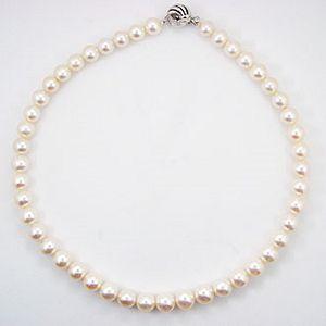 晶瑩-珍珠項鍊